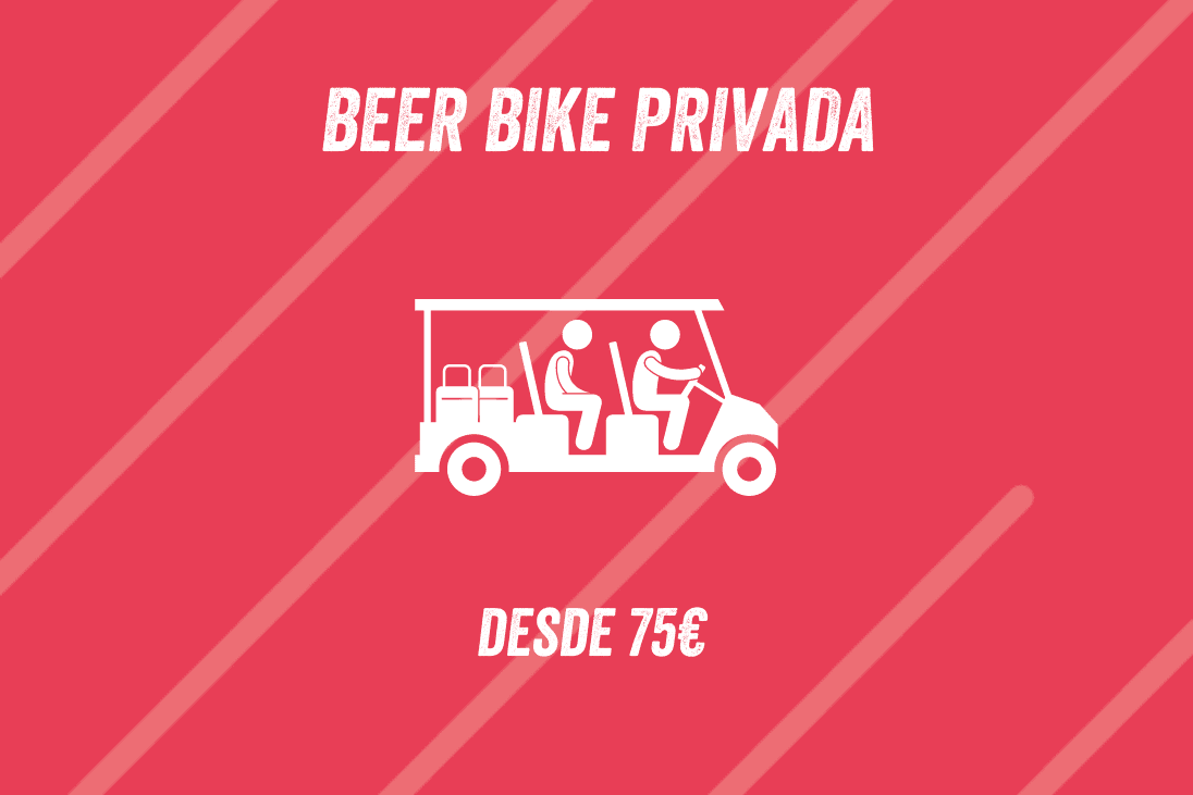 BEER BIKE PRIVADA