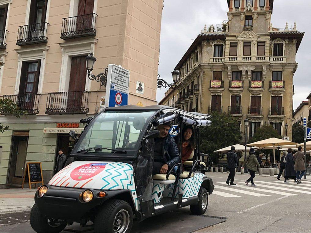 Visitas Guiadas en Madrid Urban Safari