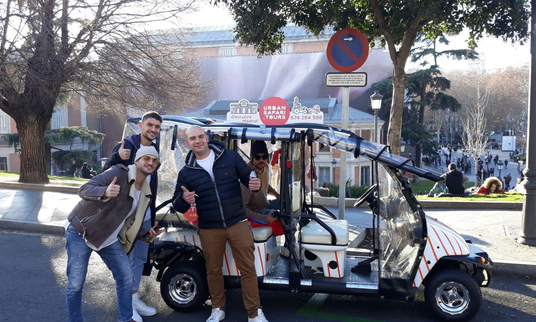 Buggy tour Museo del Prado