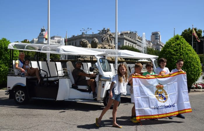 Tuk- Tuk Real Madrid
