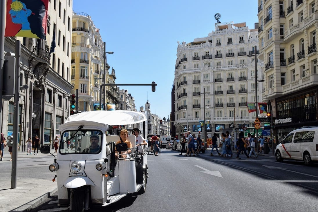 Get to know the city of Madrid with our tour