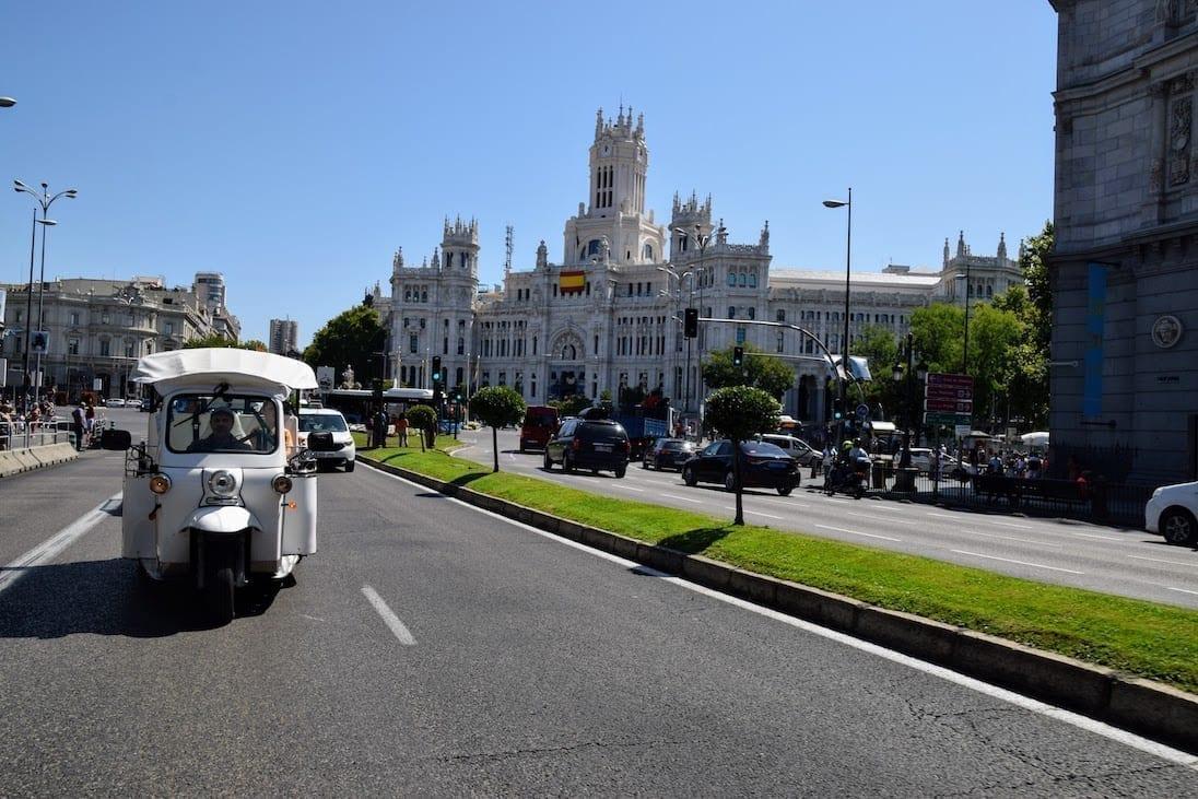 Un Tour por Madrid