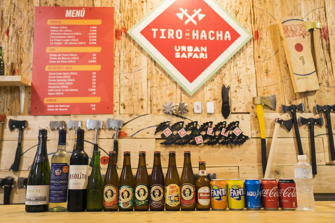 Nuestra selección de bebidas para acompañar la sesión
