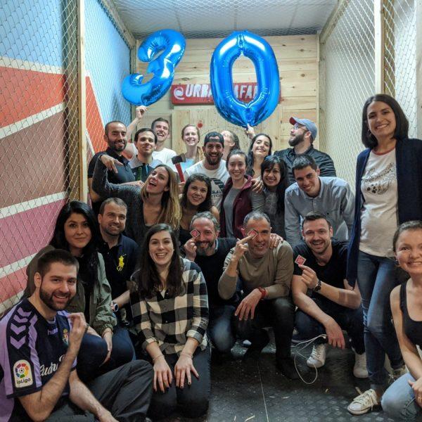 Birthday with Urban Safari