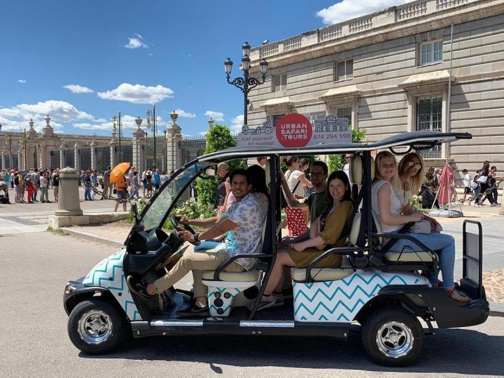 City Tour Madrid Maxi Buggy 3h