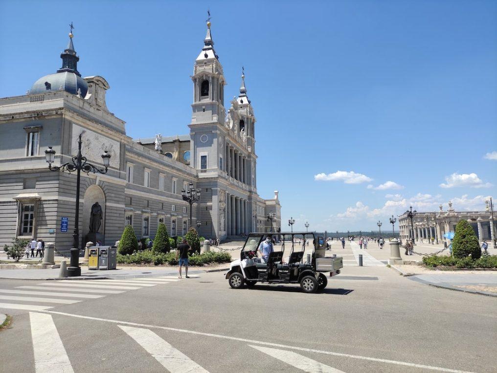City Tour Madrid Maxi Buggy 1.5h